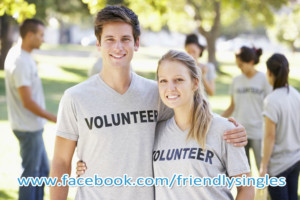 Volunteer Somewhere To Meet A Date